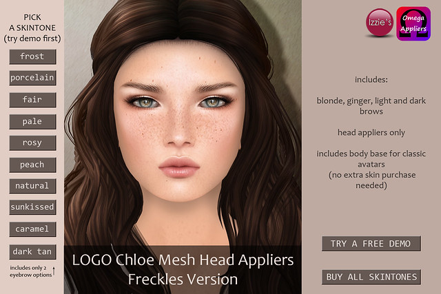 Uma skin applier for LOGO Chloe