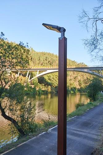 Requalificação das margens do Rio Inha - Santa Maria da Feira