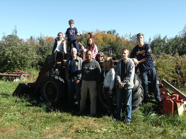 apple picking oct2015