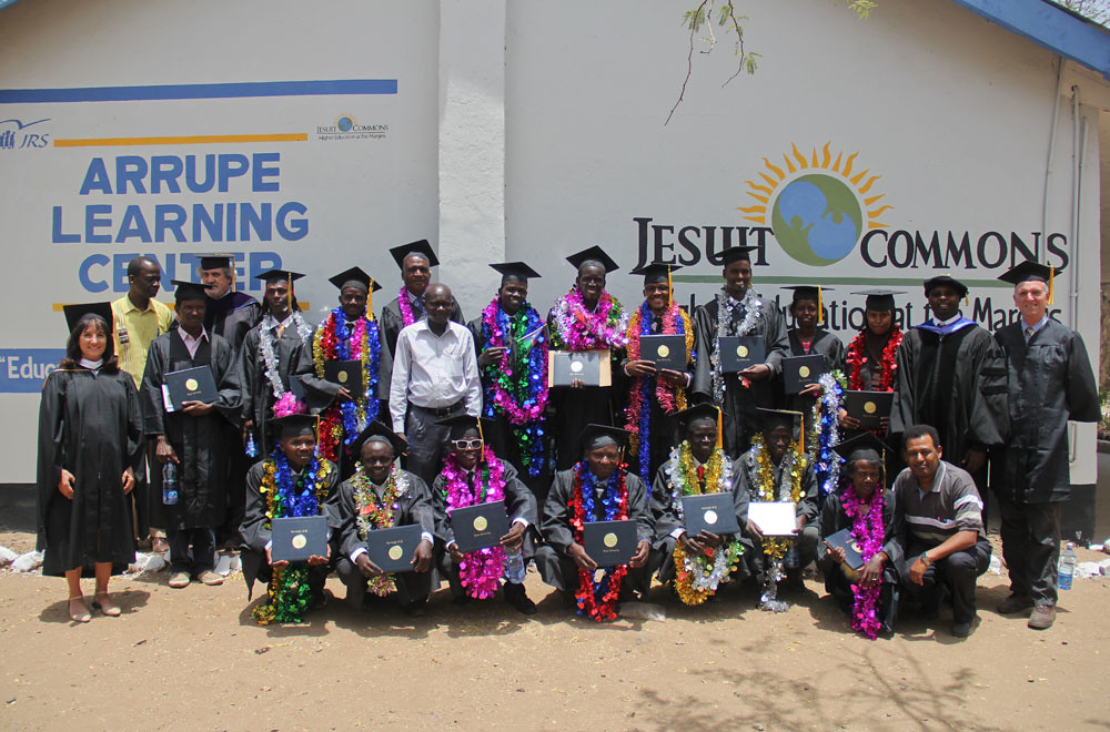 Arrupe Learning Center en Kenya, del proyecto Jesuit Commons, Higher Education at the Margins (Fuente: http://www.jrsea.org/campaign_detail?TN=PROJECT-20151013073212)