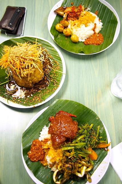 Sinar Pagi Nasi Padang, 13 Circular Road, Singapore