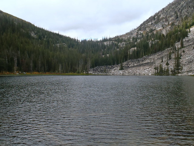 Lower Camas Lake