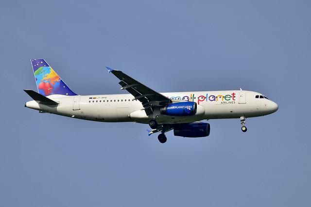 LY-SPD A320
