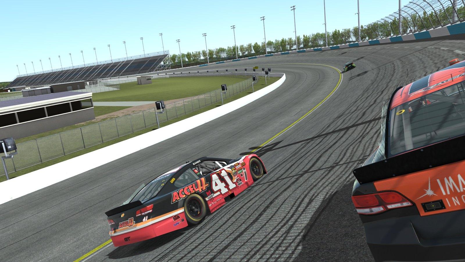 rFactor 2 Brookdale Speedway 1
