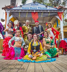 Gypsy Dance Theatre at the Texas Renaissance Festival