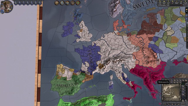 Crusader Kings ironman 1