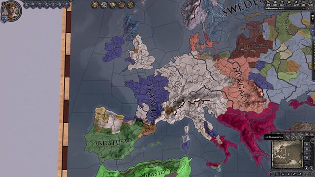 Crusader Kings ironman 1