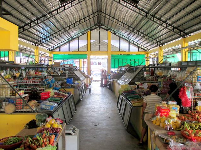 Dagami public market