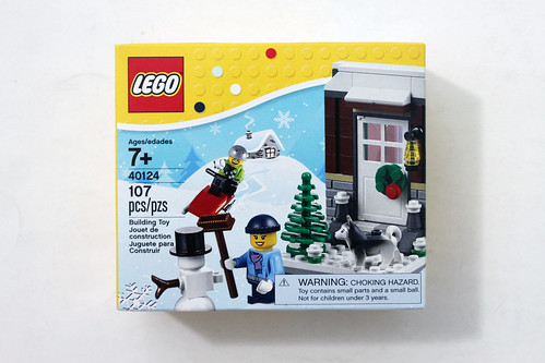 LEGO Seasonal Winter Fun (40124)