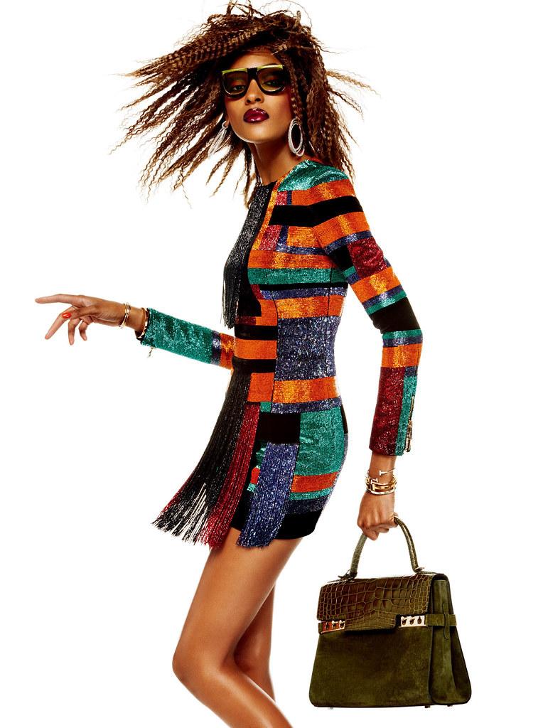 Джордан Данн — Фотосессия для «Vogue» JP 2015 – 6