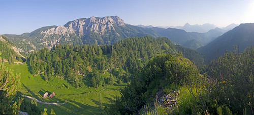 panorama nature trekking austria hiking july 2015 hochschwab hinterwildalpen buchberg
