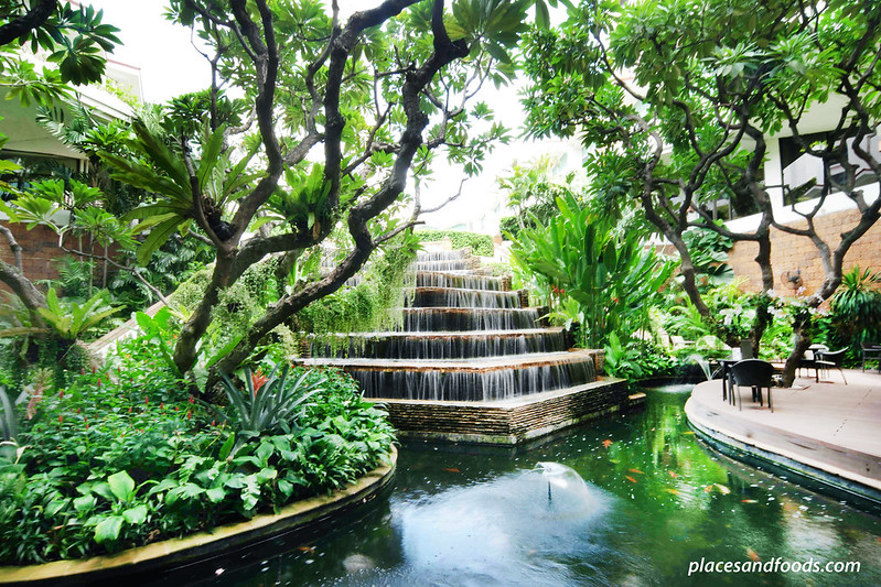 dusit thani garden view