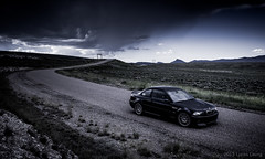 E46 M3 - Utah Storm