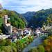 Autumn Valley in Fribourg, Switzerland by ` Toshio '