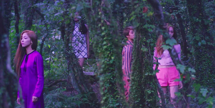 Confiram 4 Walls, novo álbum do F(x) + videoclipe