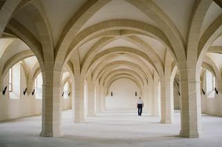 Carte de France touristique - Tourisme carcéral à l'abbaye de Clairvaux