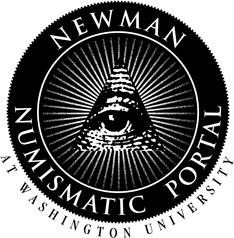 Newman Numismatic Portal eye logo