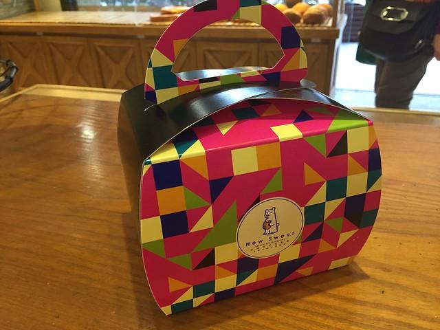 How Sweet Bakery box