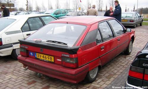 Citroën BX TRD Turbo 1989