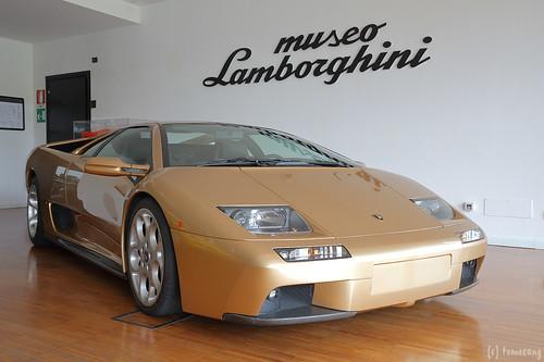 Museo Lamborghini 029