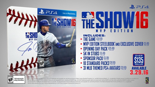 MLB The Show 16, Image 01