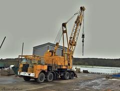 Crane lorries & similar vehicles