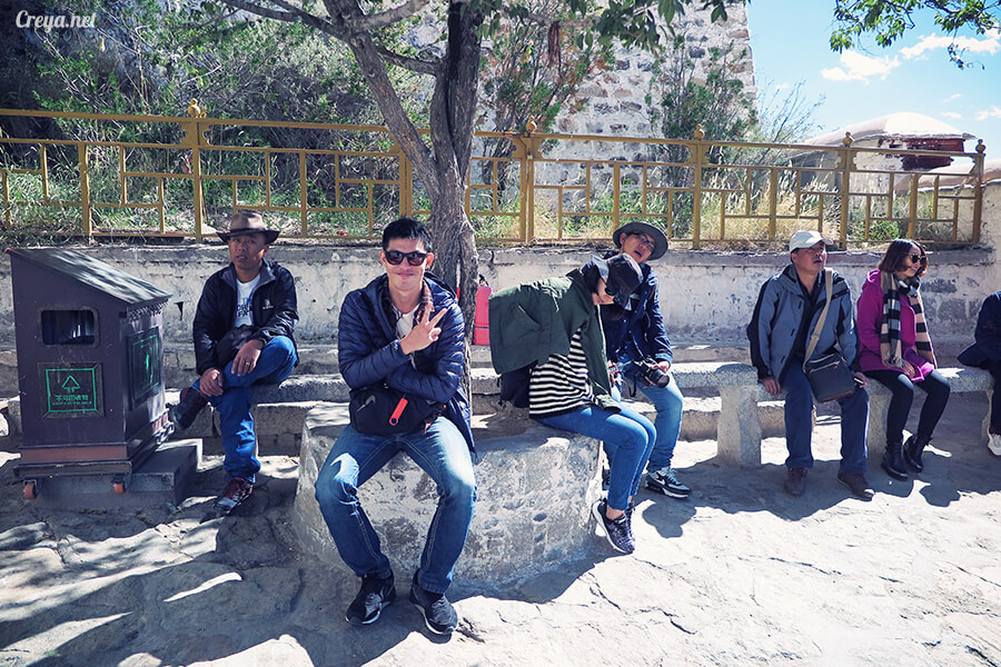 2015.12.04▐ Tibet 西藏踢北去 ▐ 藏人的精神殿堂布達拉宮,但或許不只我們高山反應沒精神…08.jpg