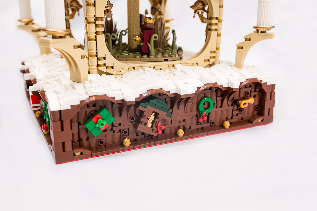 [BuildtheBrick #2]: Weihnachtspyramide 23248136043_a5dc2ef03c_b