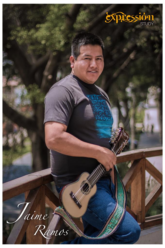 Jaime Ramos - Sesión de fotos