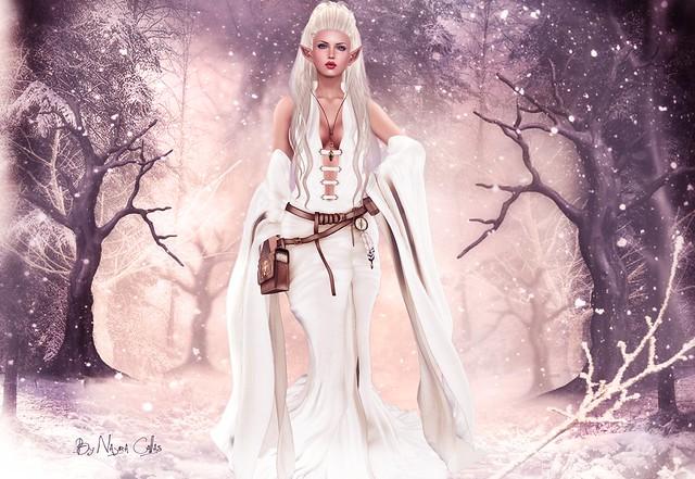 Time traveler elf♥