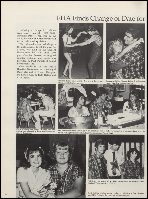 Greenup County Public Libraries 1983 Russell High School Yearbook