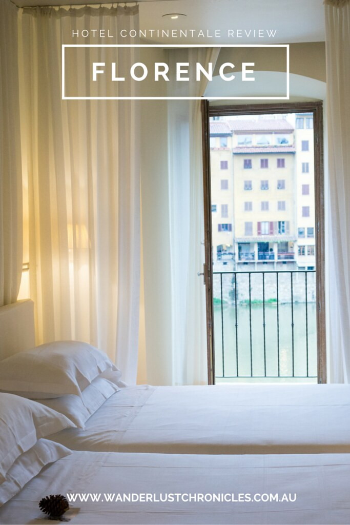 Hotel Continentale Florence Pinterest