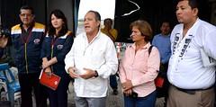 Alcalde hizo lanzamiento de campaña de limpieza