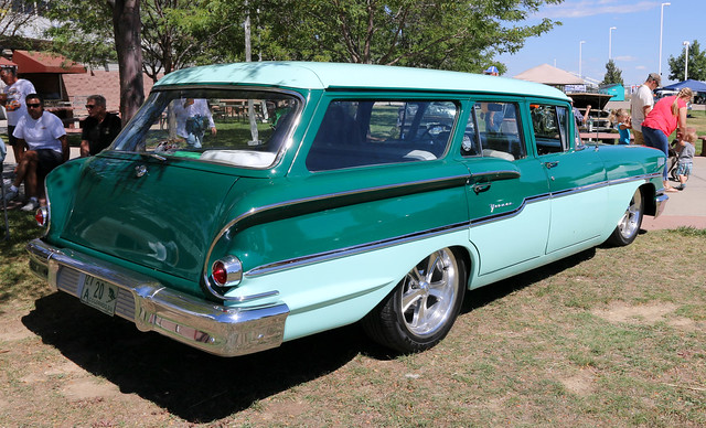 1958 Chevrolet Yeoman Station Wagon