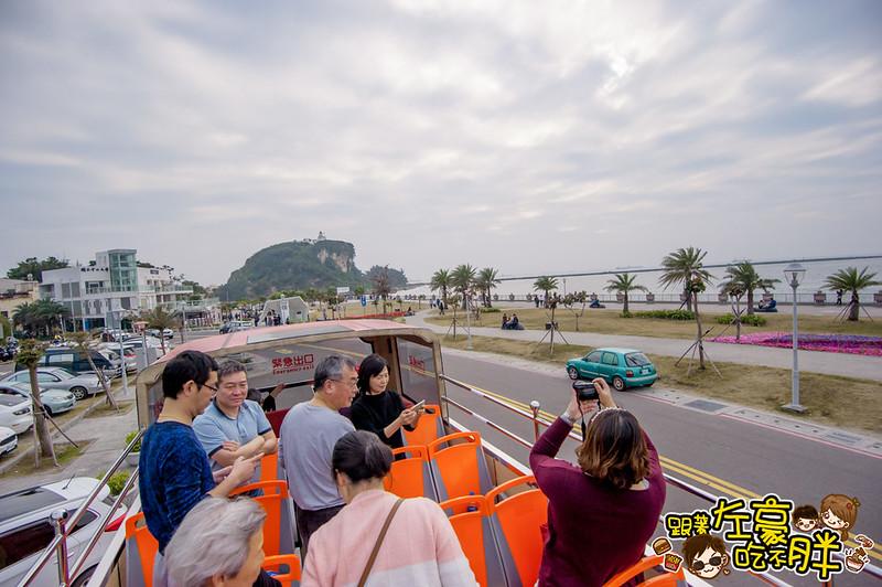 高雄雙層巴士觀光公車(西子灣線)-54