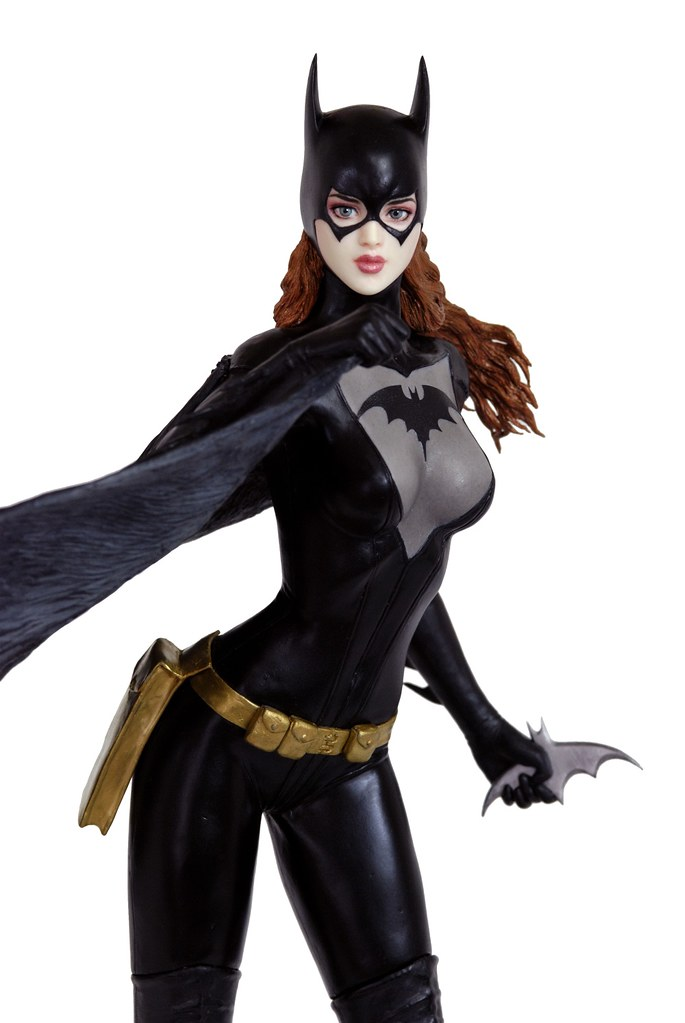 Yamato USA – DC Comics 系列【蝙蝠女】Batgirl 1/6 比例全身雕像作品