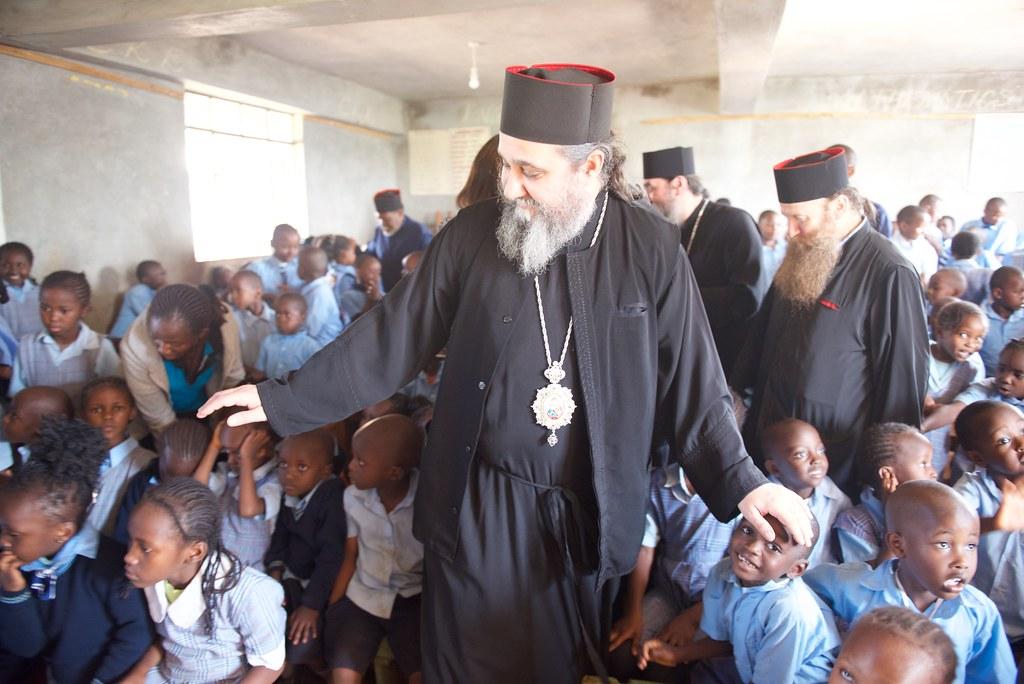 Ιεραποστολή στην Κένυα 2017