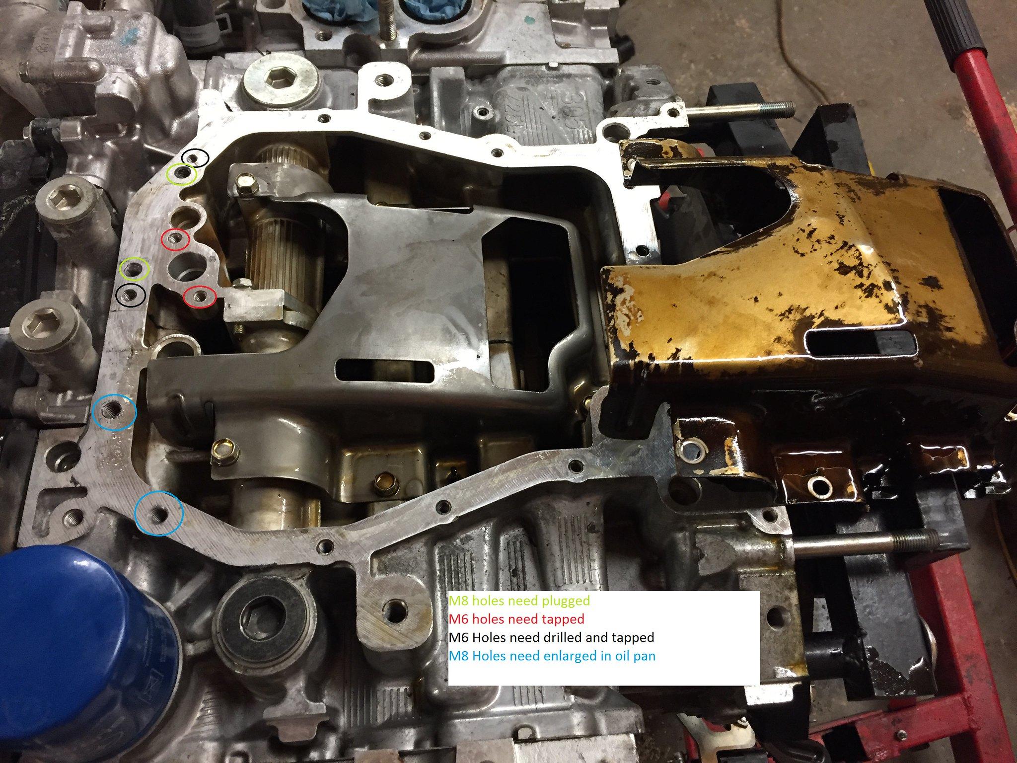 Engine & Transmission Swap | Subaru Outback Forums