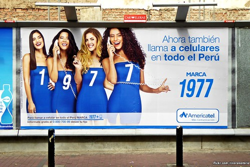 Chicas Americatel Perú
