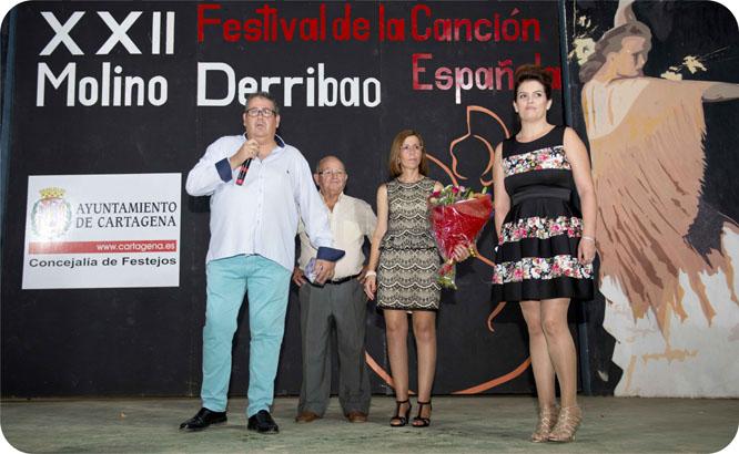 Diez artistas compiten en el XXII Festival de la Canción Española de Molino Derribao