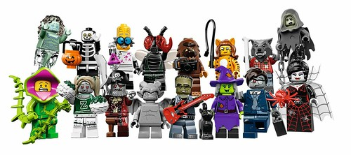 LEGO 71010 Collectible Minifigures Series 14 Monsters A