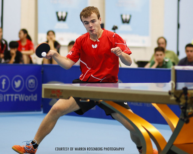2015 ITTF-North America Championships - Day 3