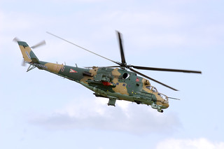 Mi-24P Hungary