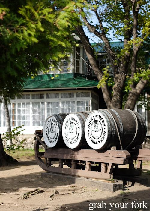 Nikka Whisky Distillery at Yoichi, Hokkaido