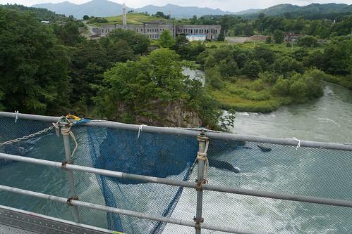 清水沢ダム(北海道)