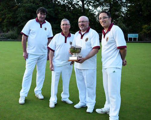 Summertown Trophy Winners 2015