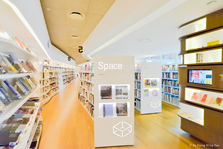 Singapore Orchard Library Interior 5