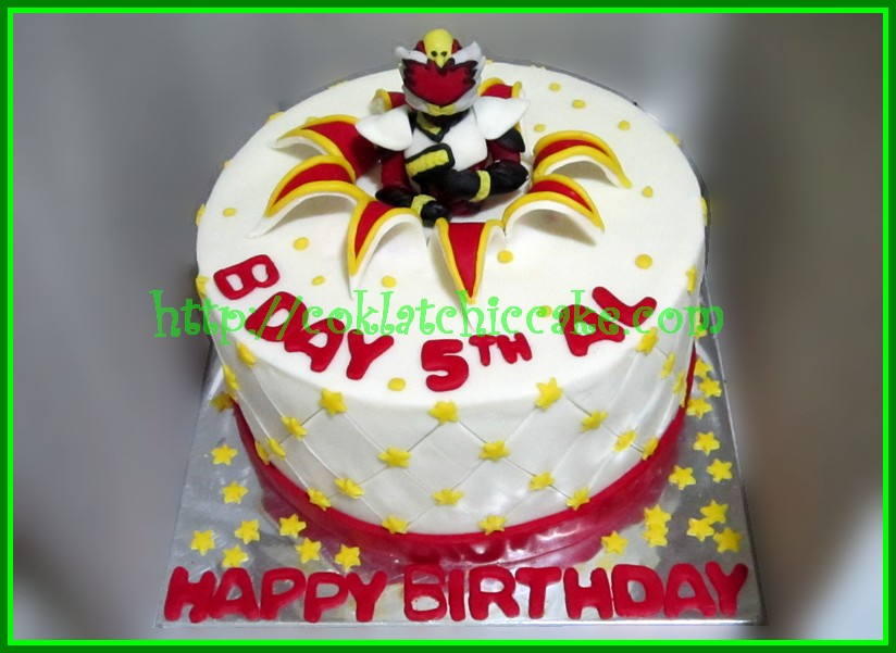 Cake Bima X Satria Garuda