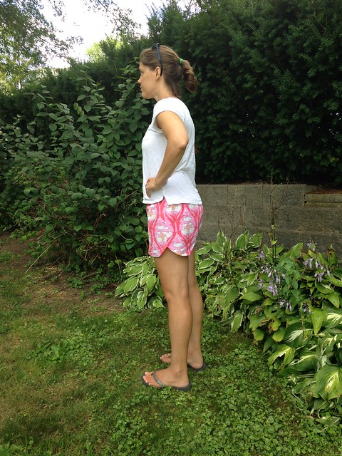 Shorts by Pattern and Branch