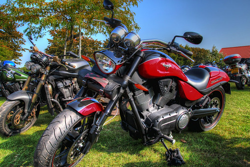 Copdock Classic Motorcycle Show VIII